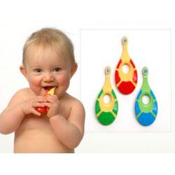 מברשת שיניים לתינוקות 0-2