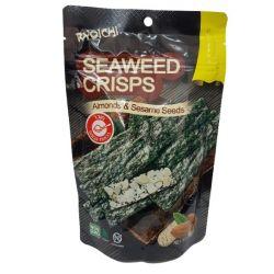 חטיפי אצות ים עם שומשום ושקדים