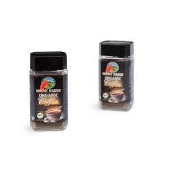 מאונט האגן – קפה נמס אורגני מיובש בהקפאה