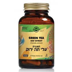תמצית עלי תה ירוק