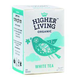 הייר ליבינג - תה לבן אורגני