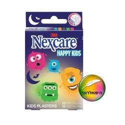 נקסקר פלסטרים מפלצות לילדים