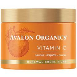 קרם פנים אורגני ויטמין C מחדש