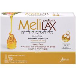 מלילאקס לילדים מיקרו חוקן 5 גרם ABOCA