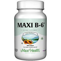 ויטמין B6 לבליעה