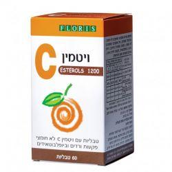 ויטמין C- 1200 לא חומצי