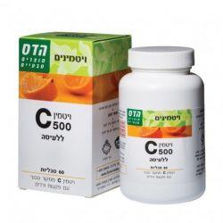 ויטמין C 500 ללעיסה