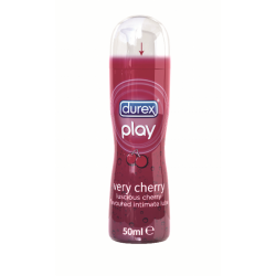 ג'ל סיכוך  Durex Play Cheeky Cherry