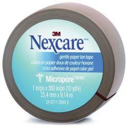 נקסקר מיקרופור 1 אינץ בצבע עור