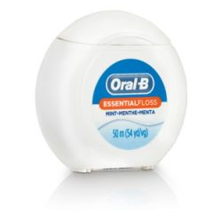 חוט דנטלי (50 מטר) - Oral-B Essential Floss