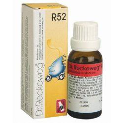 R52 טיפות הומיאופתיות