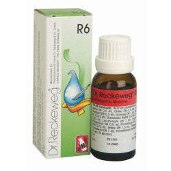 R6 טיפות הומיאופתיות