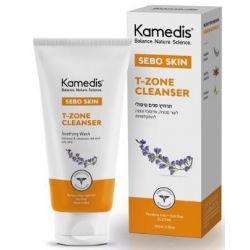 תרחיץ פנים טיפולי לעור מגורה ואדמומי SEBO Medis Cleanser