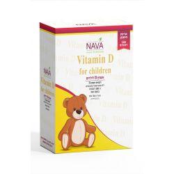 דובונים ויטמין D לילדים