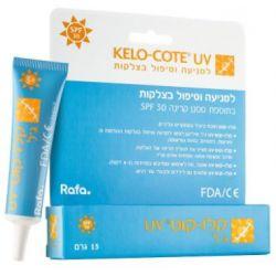 קלו-קוט ג'ל Kelo-Cote UV עם מסנן קרינה