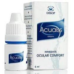 Acuaiss - טיפות עיניים אקוויז להרגעה והקלה מיידית