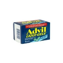 אדויל ליקווי ג'לס Advil Liqui Gels