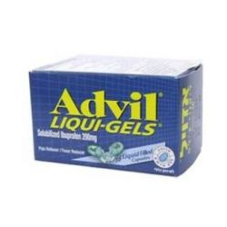 אדויל ליקווי ג'לס Advil