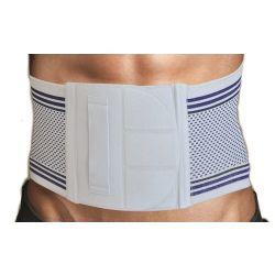 חגורת גב פעילה עם סיליקון (מידות לבחירה) -