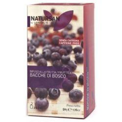 תה פירות יער - NATURSAN