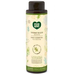 סבון גוף הסדרה ירוקה
