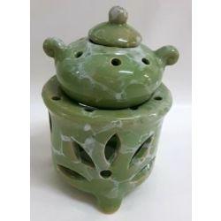 מבער קומקום ירוק