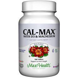 CAL MAX קל מקס לחיזוק העצמות