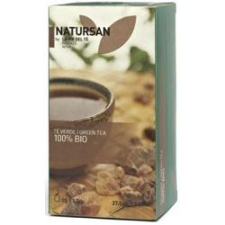 תה סיני ירוק אורגני - NATURSAN