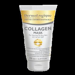 מסכת קולגן לעור רגיל עד יבש