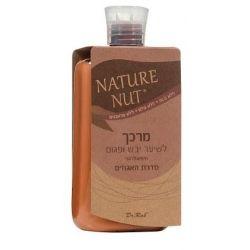 Nature Nut - מרכך לשיער יבש ופגום מסדרת האגוזים