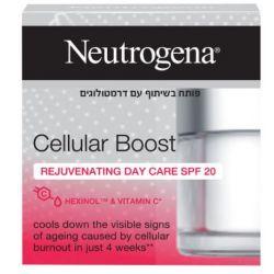 Cellular boost SPF20 - קרם יום לחידוש העור