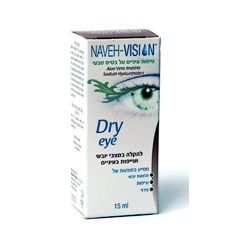 Dry Eye טיפות לטיפול ביובש בעיניים