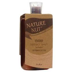 Nature Nut - שמפו לשיער יבש ופגום מסדרת האגוזים