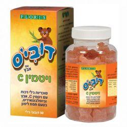 דובי'ס ויטמין C בתוספת אבץ