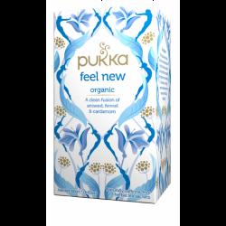 תה אורגני הרגשה חדשה Feel New