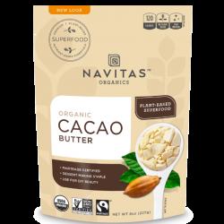 חמאת קקאו Organic cacao butter