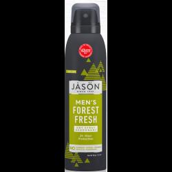 דאודורנט ספריי לגבר בניחוח יער רענן