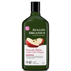 שמפו חומץ תפוחים