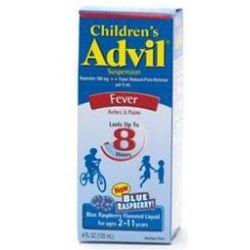 אדויל סירופ לילדים בטעמים Children's Advil