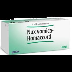 נוקס וומיקה הומאקורד Nux Vomica Homaccord