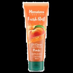 Fresh start - סבון פנים אפרסק