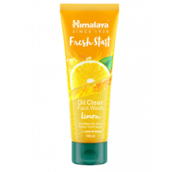 Fresh start - סבון פנים לימון