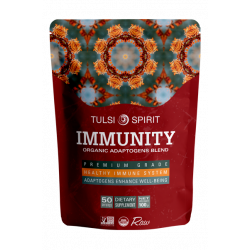 אבקת אמיוניטי- תערובת חיסונית - IMMUNITY