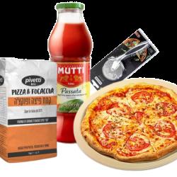 הערכה המושלמת לפיצה ביתית