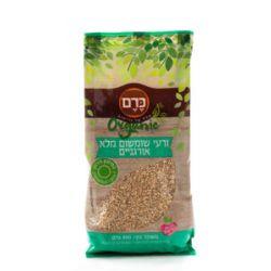 זרעי שומשום מלא אורגניים