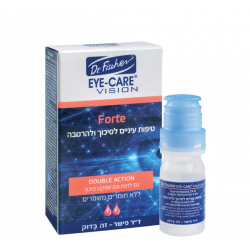 טיפות עיניים EYE-CARE VISION Forte
