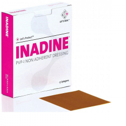3M™ Inadine- חבישת יוד - 5cm*5cm