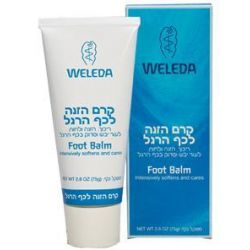 קרם הזנה לכף הרגל - Weleda Foot Balm