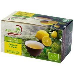 עדנים -  תה ירוק אורגני לימונית לואיזה ופריחת תפוז