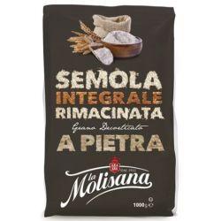 קמח מלא סמולינה - La molisana